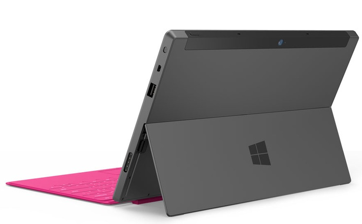 Планшет Microsoft Surface - первая информация!