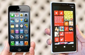 Почему Nokia Lumia 920 лучше Apple iPhone 5