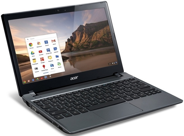 Acer C7 Chromebook: ноутбук на Google Chrome за $200