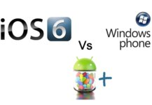 Сравнение iOS 6, Android 4.2 и Windows Phone 8