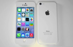 Новые фото бюджетного смартфона Apple iPhone