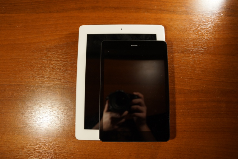 TurboPad 705 vs iPad