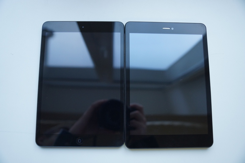 TurboPad 705 vs iPad Mini
