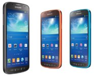 Samsung представила смартфон Galaxy S4 Active LTE-A