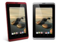 Планшет Acer Iconia B1-750 получит Intel Bay Trail