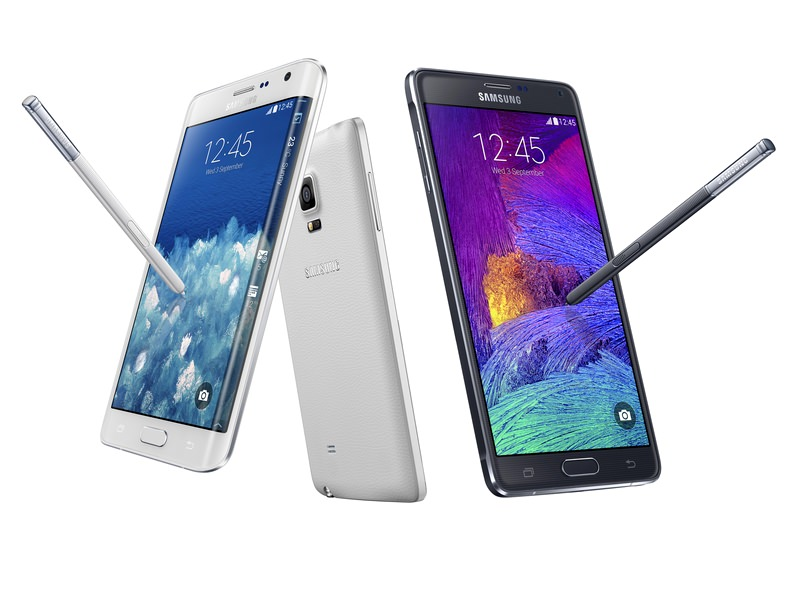 Samsung Galaxy Note 4 и Note 4 Edge