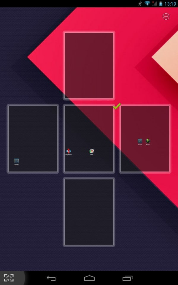 Turbopad 801 Nova LAuncher