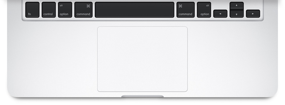 MacBook Pro с Force Touch