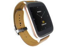 ASUS ZenWatch 2 работают на базе Android Wear