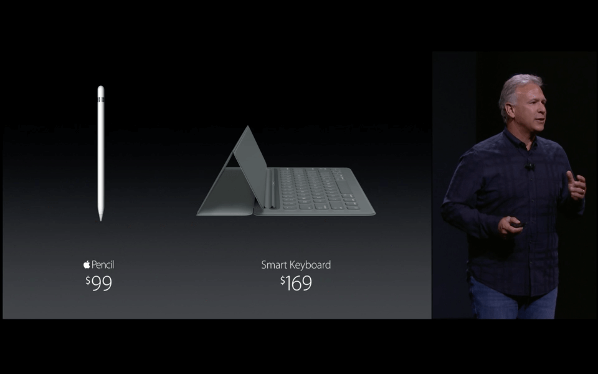 Apple Pencil and Smart Keyboard