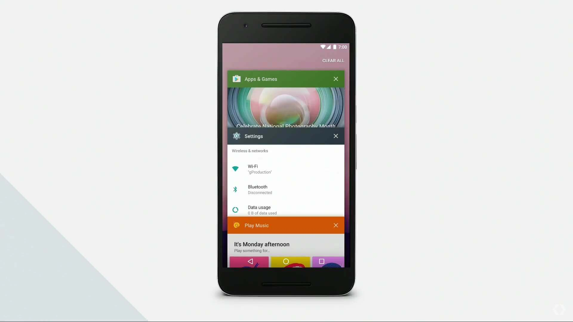 OS Android N