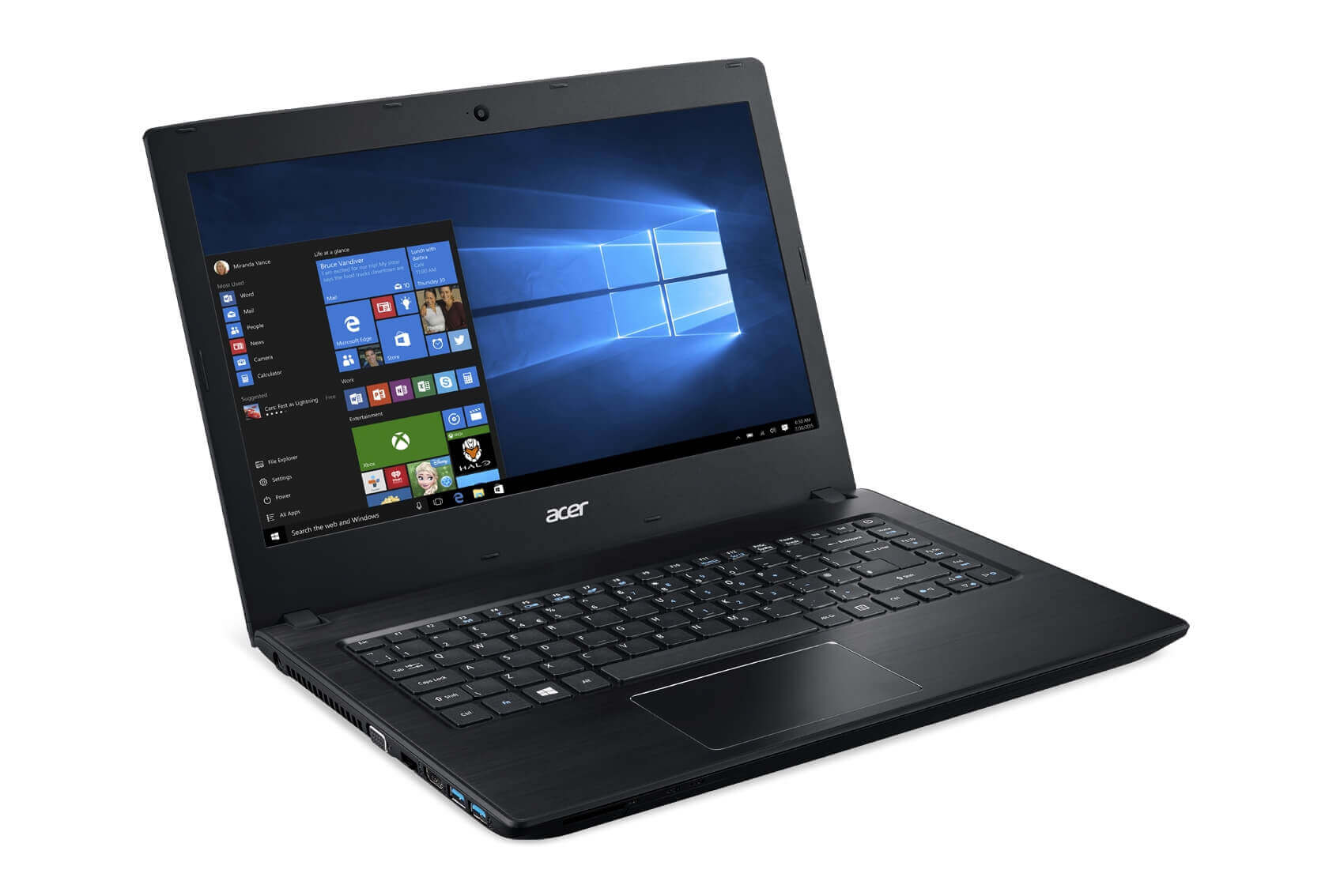 Acer TravelMate P249 and P259