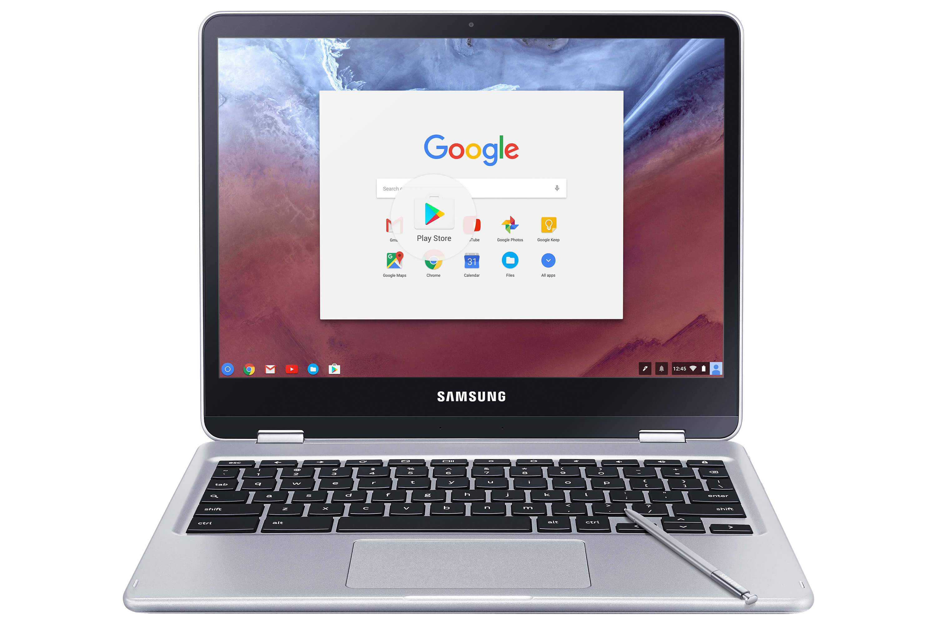Samsung Chromebook Plus и Pro