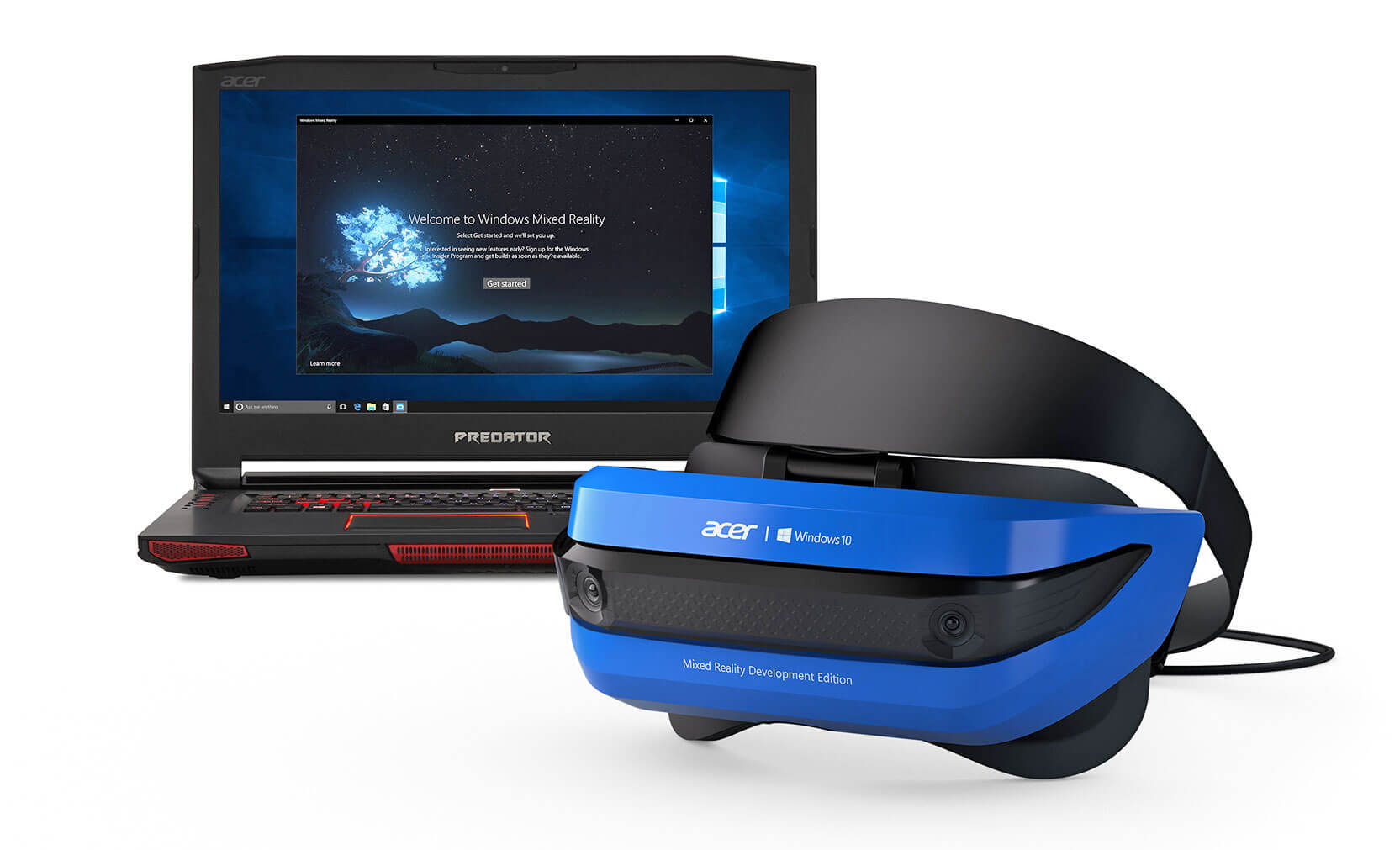 Acer Microsoft Reality