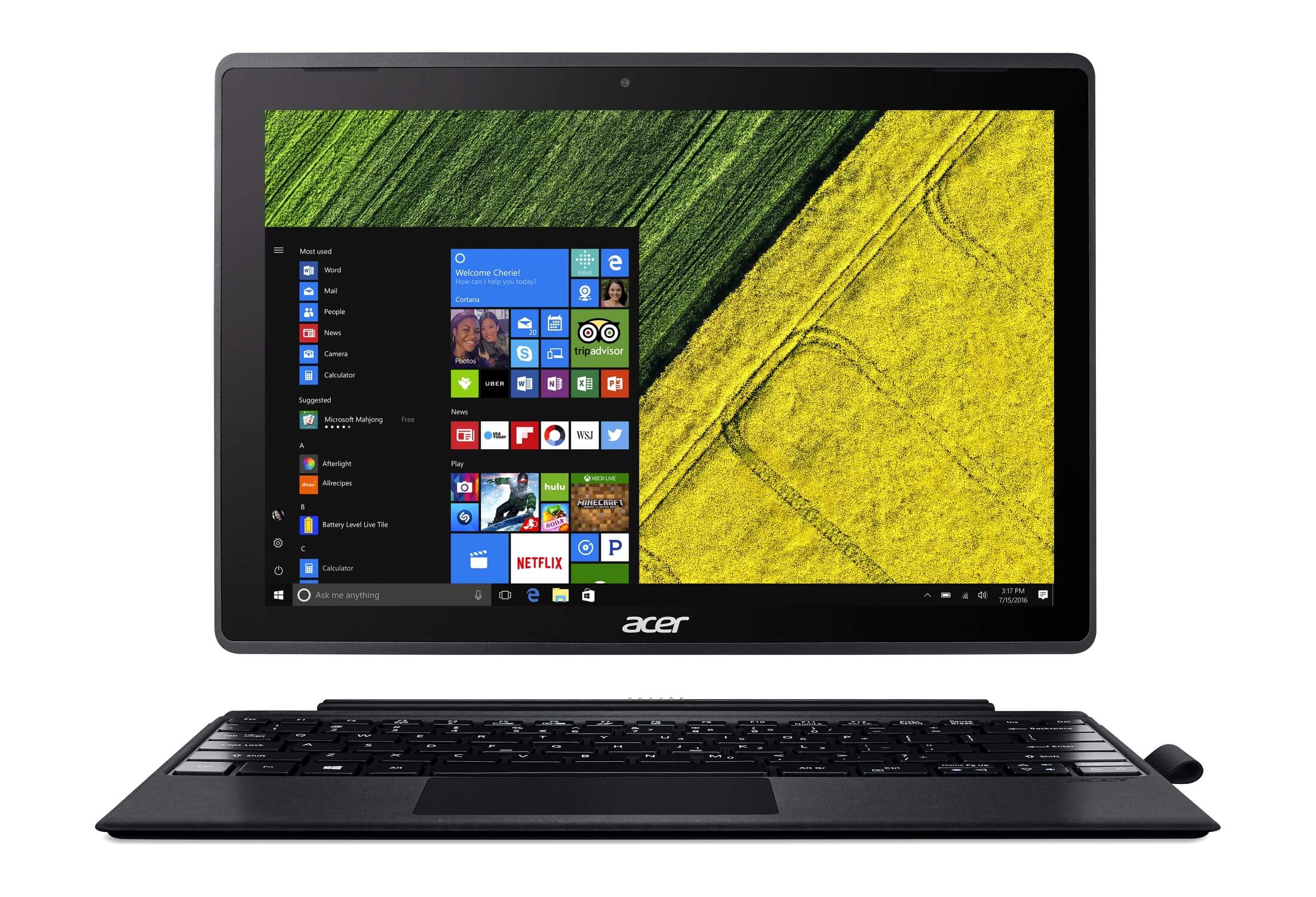 Acer Switch 3 and Switch 5