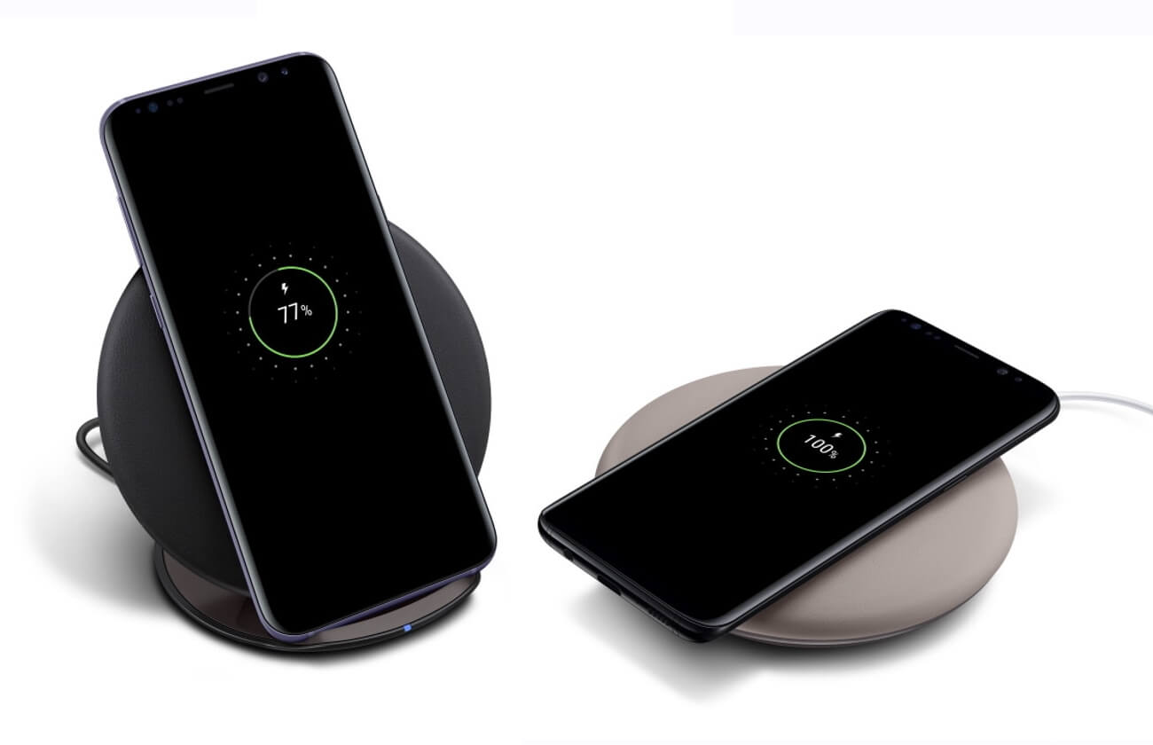 Galaxy S8 Wireless Charger Convertible
