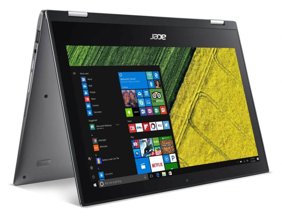 Ноутбук Acer Spin 1