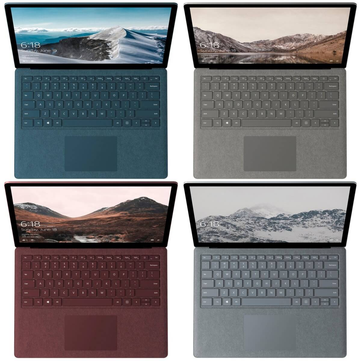 Ноутбук Microsoft Surface