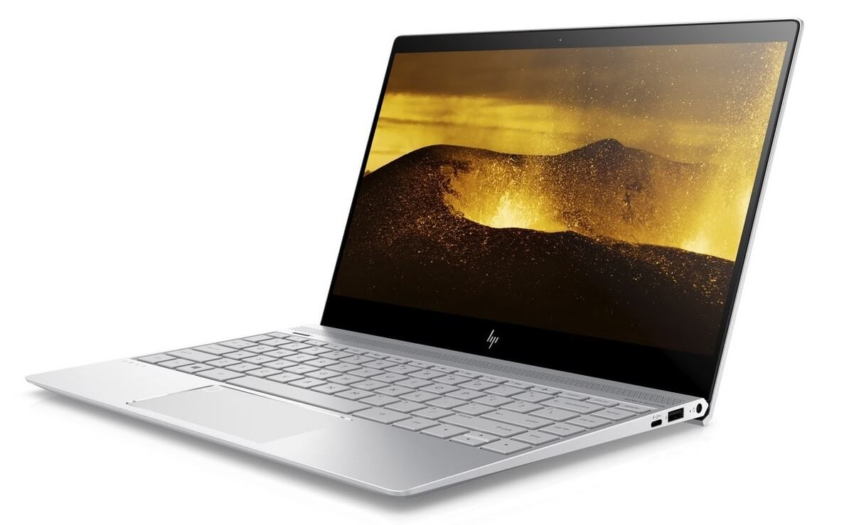 HP Envy 13 на GeForce MX150
