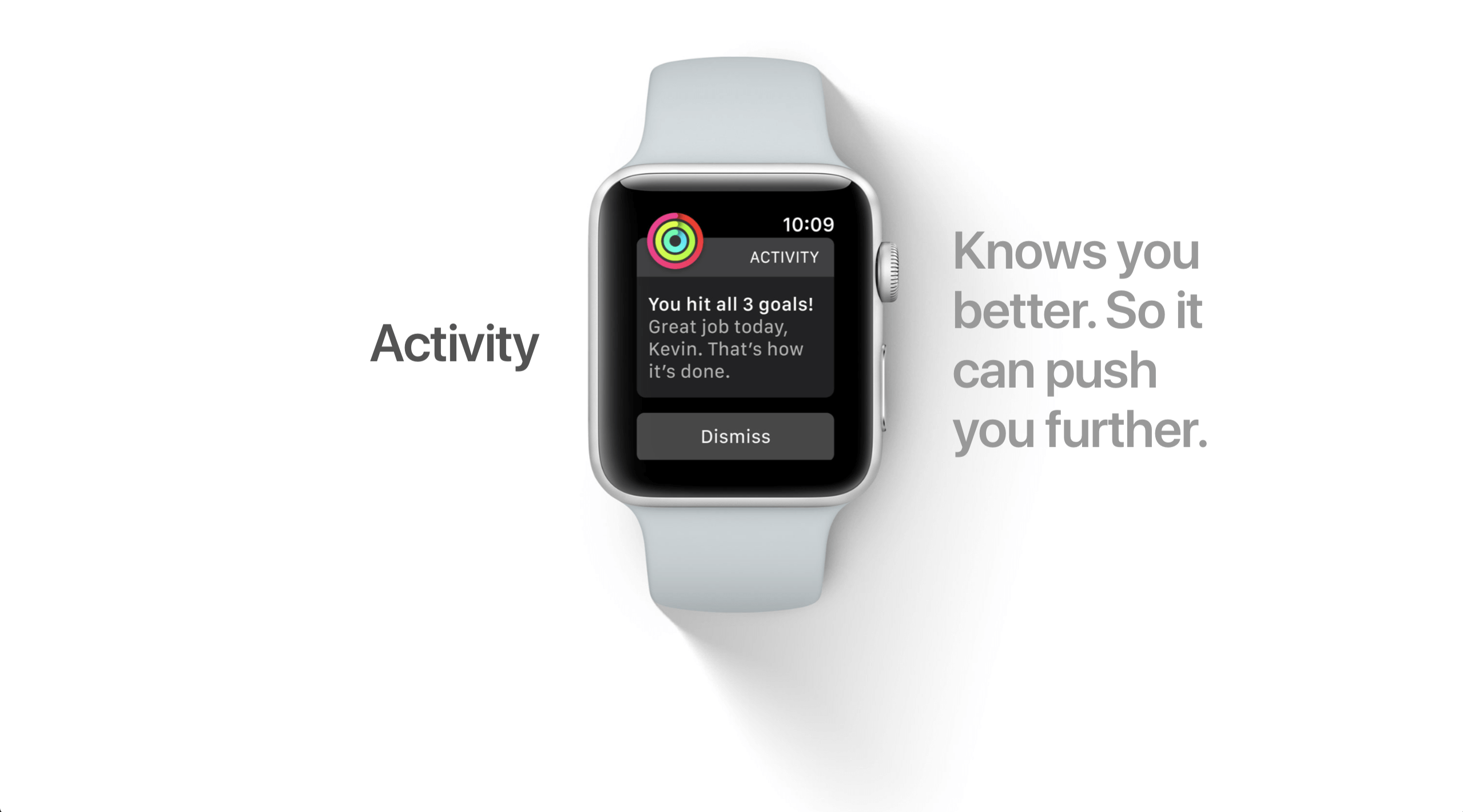 watchOS Activity