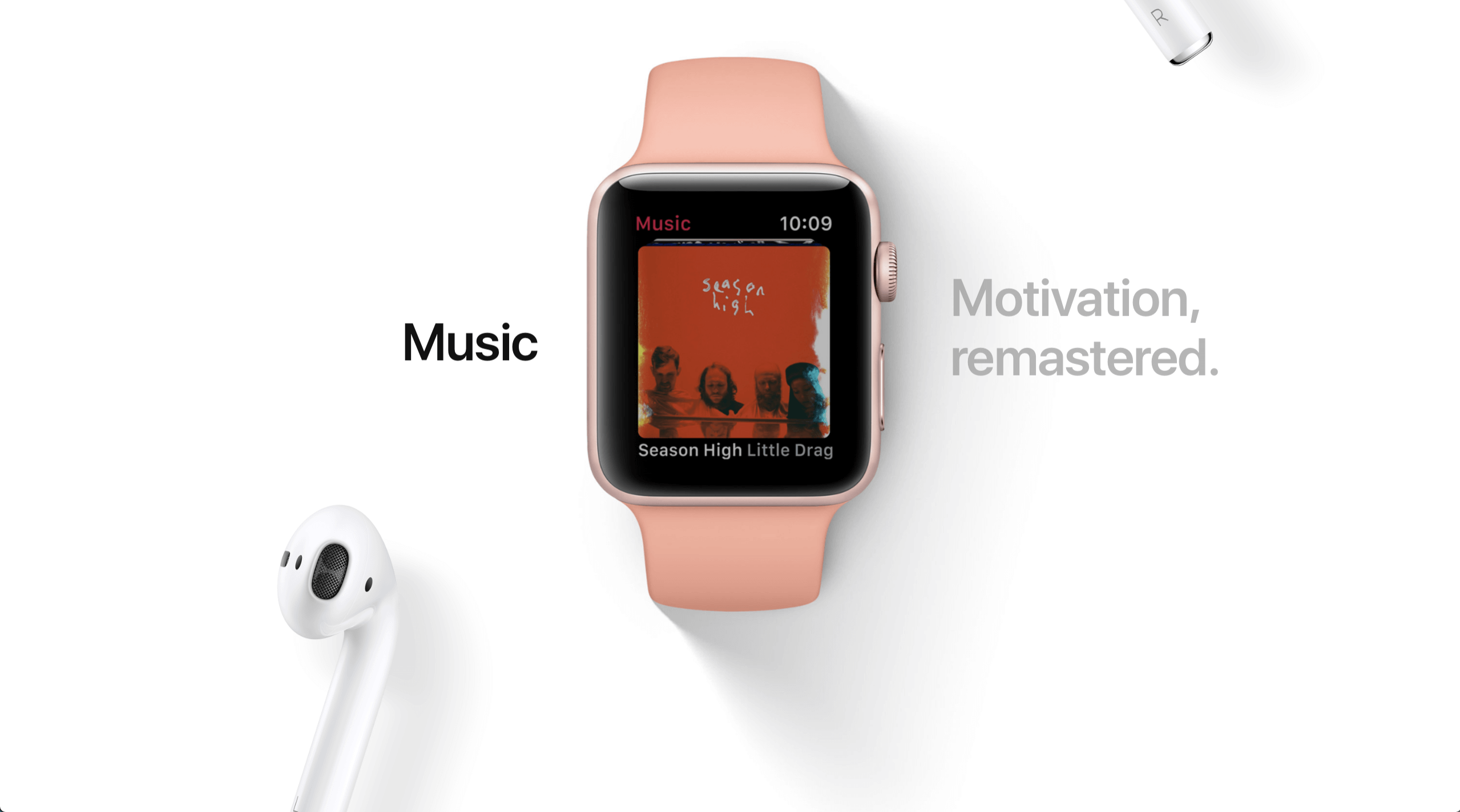 watchOS Apple Music