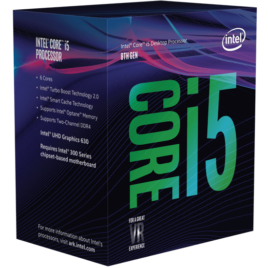 Intel Coffee Lake Core i5