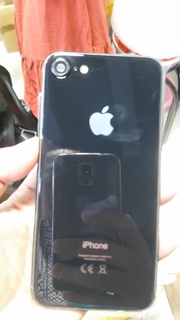 New iPhone 8