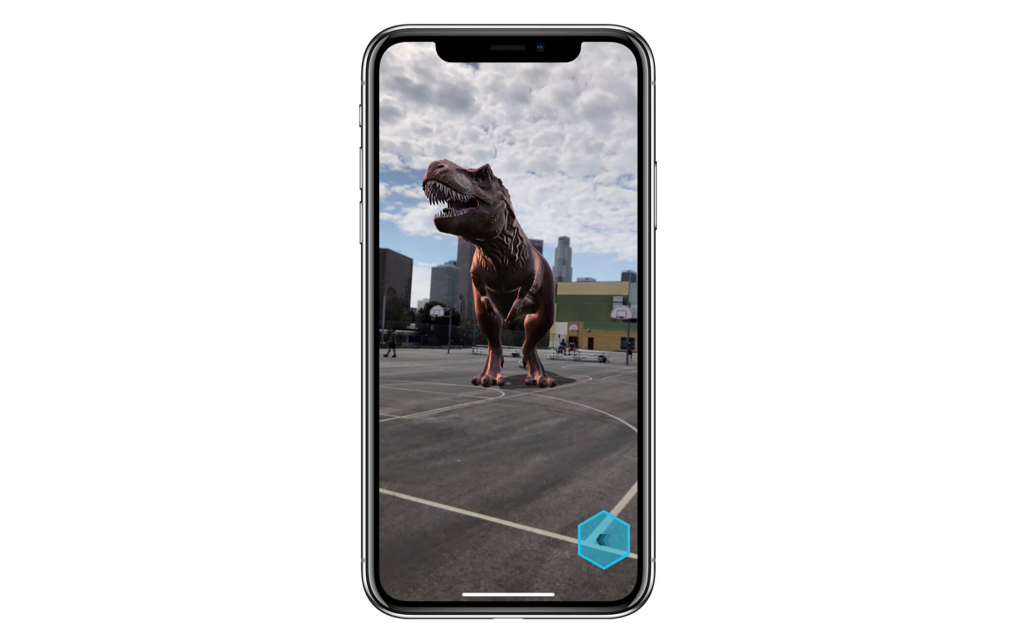 AR Apple iPhone X