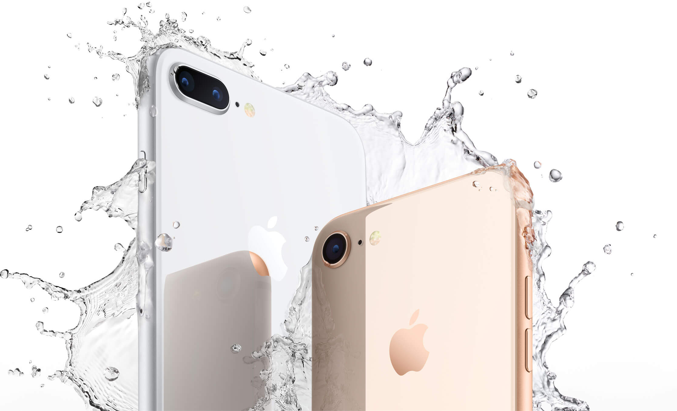 iPhone 8 Water
