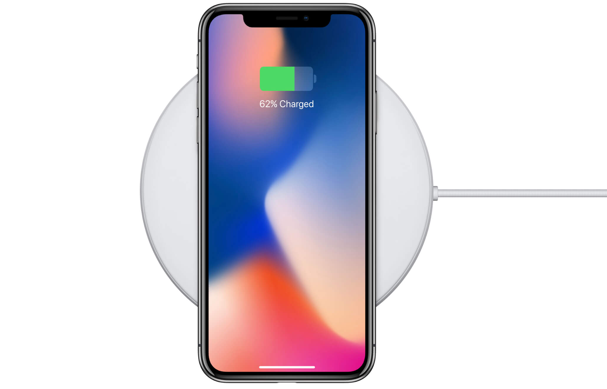 iPhone X Qi