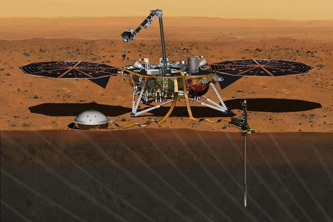 NASA Mars Insight