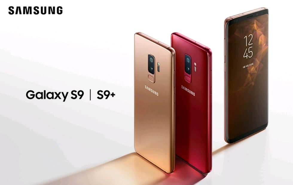 Samsung Galaxy S9 new color