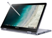 Samsung представила ноутбук Chromebook Plus (V2)
