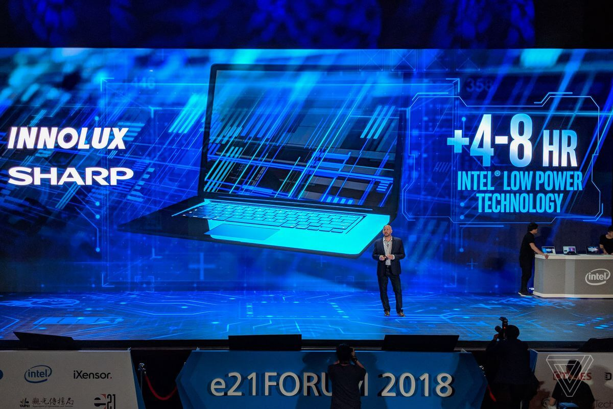 Intel Low Power Display Technology