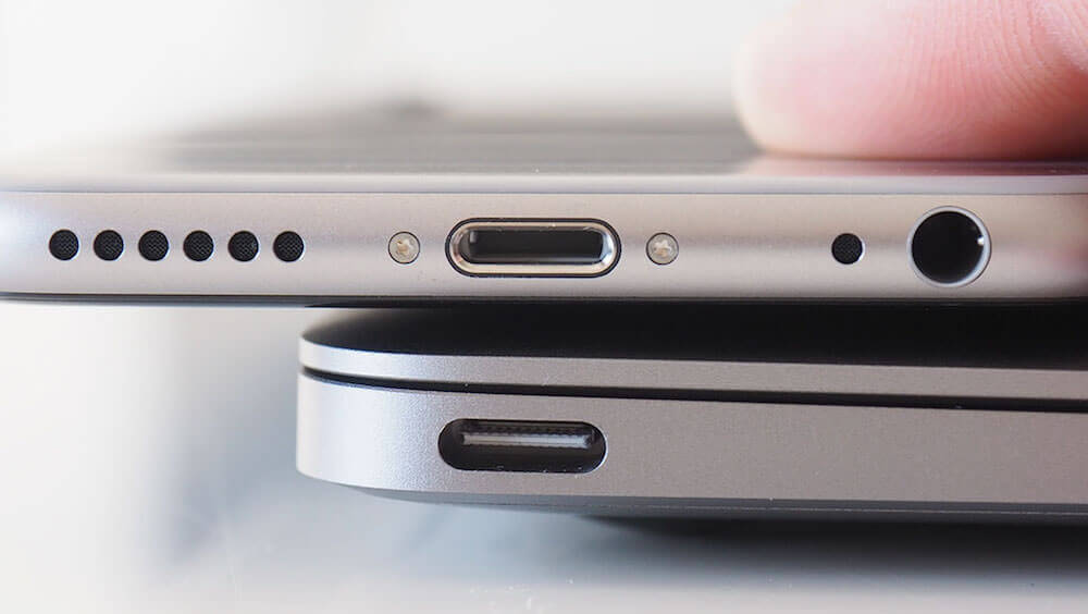 Lightning vs USB Type-C