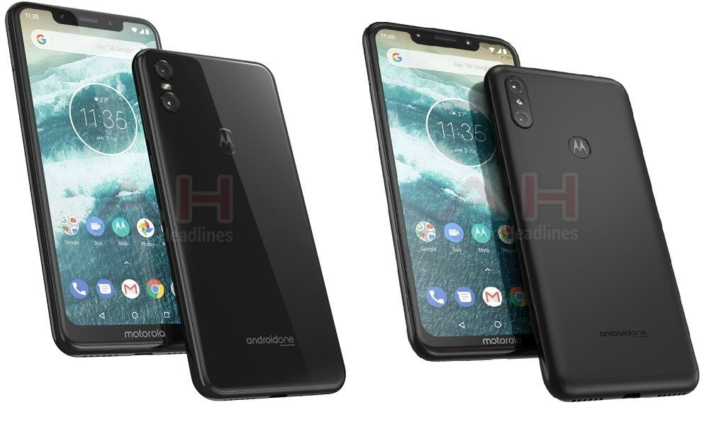 Motorola One и One Power