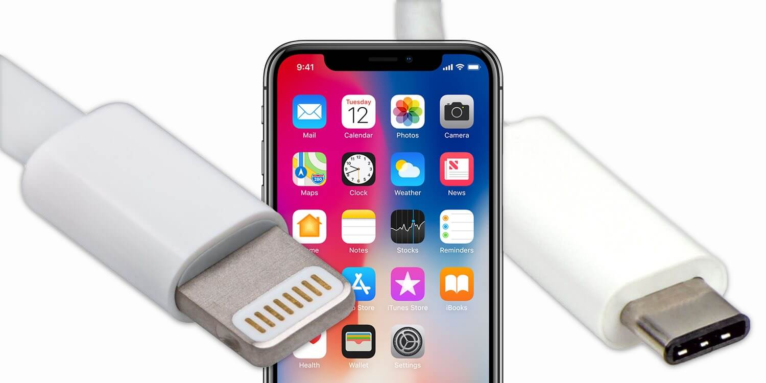 iPhone USB Type-C