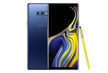 Смартфон Samsung Galaxy Note9 показали на видео