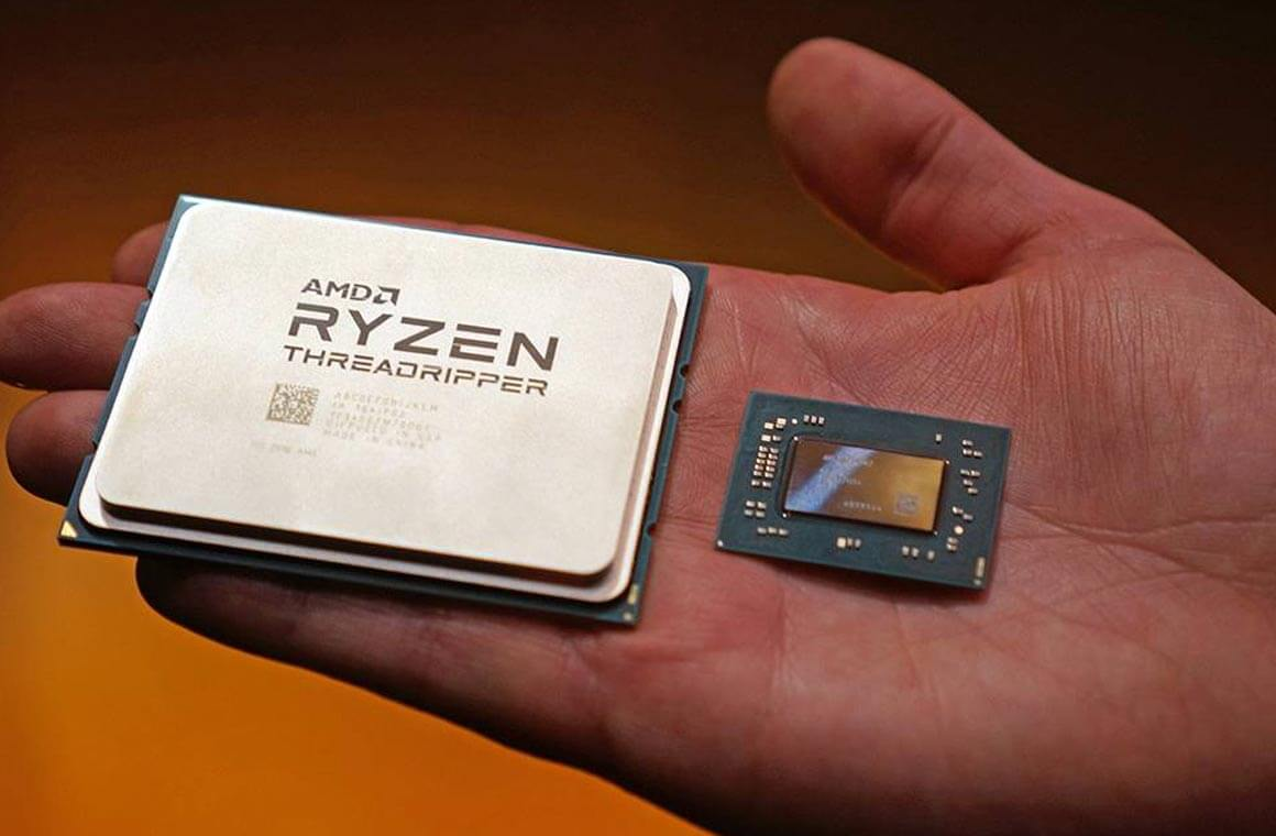 AMD Ryzen Threadripper II