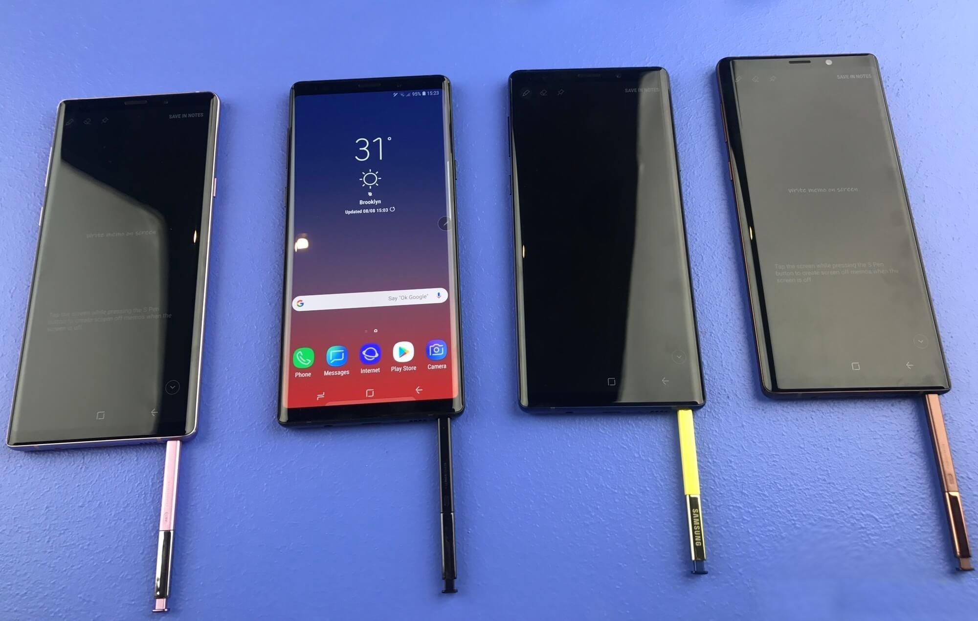 Galaxy Note9 S Pen