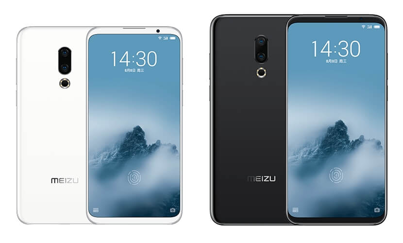 Meizu 16th и 16th Plus