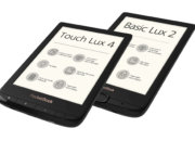 PocketBook представил компактные ридеры Basic Lux 2 и Touch Lux 4