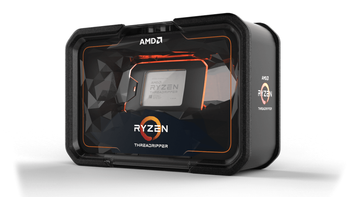 Ryzen Threadripper 2