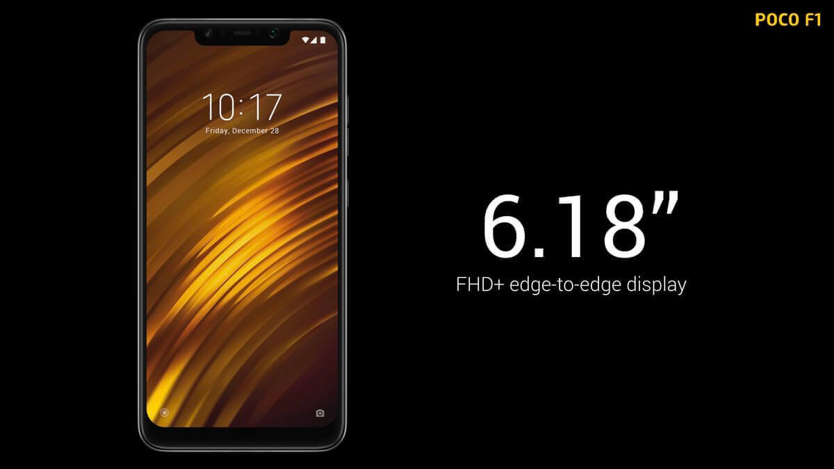 Xiaomi-Poco-F1-display