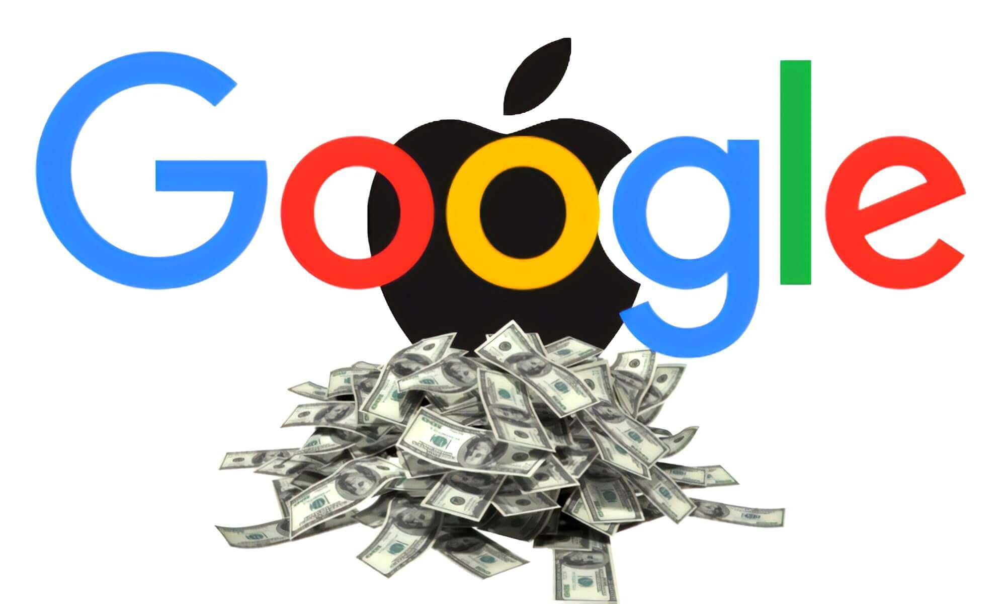 google-apple-money