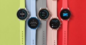 Fossil Sport: смарт-часы на платформе Snapdragon Wear 3100 с 4 ГБ ОЗУ