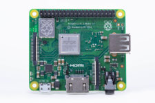 Raspberry Pi 3 Model A+: микрокомпьютер с Wi-Fi и Bluetooth за $25