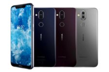 Nokia 8.1 – смартфон на Android One за 30 000 рублей