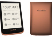 PocketBook представила 6-дюймовый ридер Touch HD 3