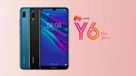 Huawei представила смартфон Y6 Pro 2019 с Android 9.0 Pie и ценой $135